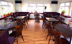 Eat out at the Slaters Arms Restaurant in Cannich